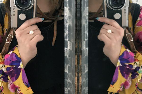 3.OLYMPUS PEN-F[35mm film harf cemera]